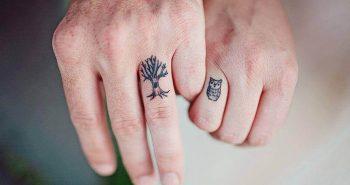 Маленькие тату - Маленькие татуировки