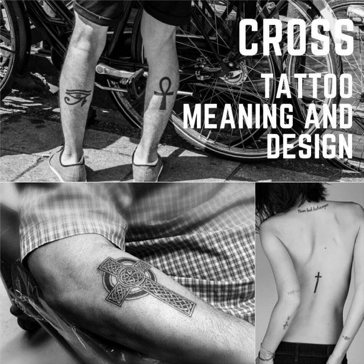 Тату крест - Тату крест значение - Тату крест идеи и значение