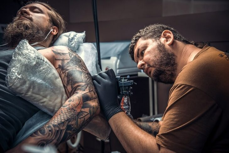 Как обезболить тату - Обезболивание тату - Анестезия тату