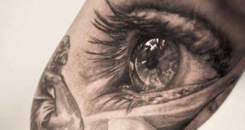 Тату Реализм - Татуировка Реализм - Тату стиль Реализм