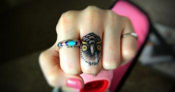 Тату на пальце - Татуировка на пальце - Татуировка на пальцах