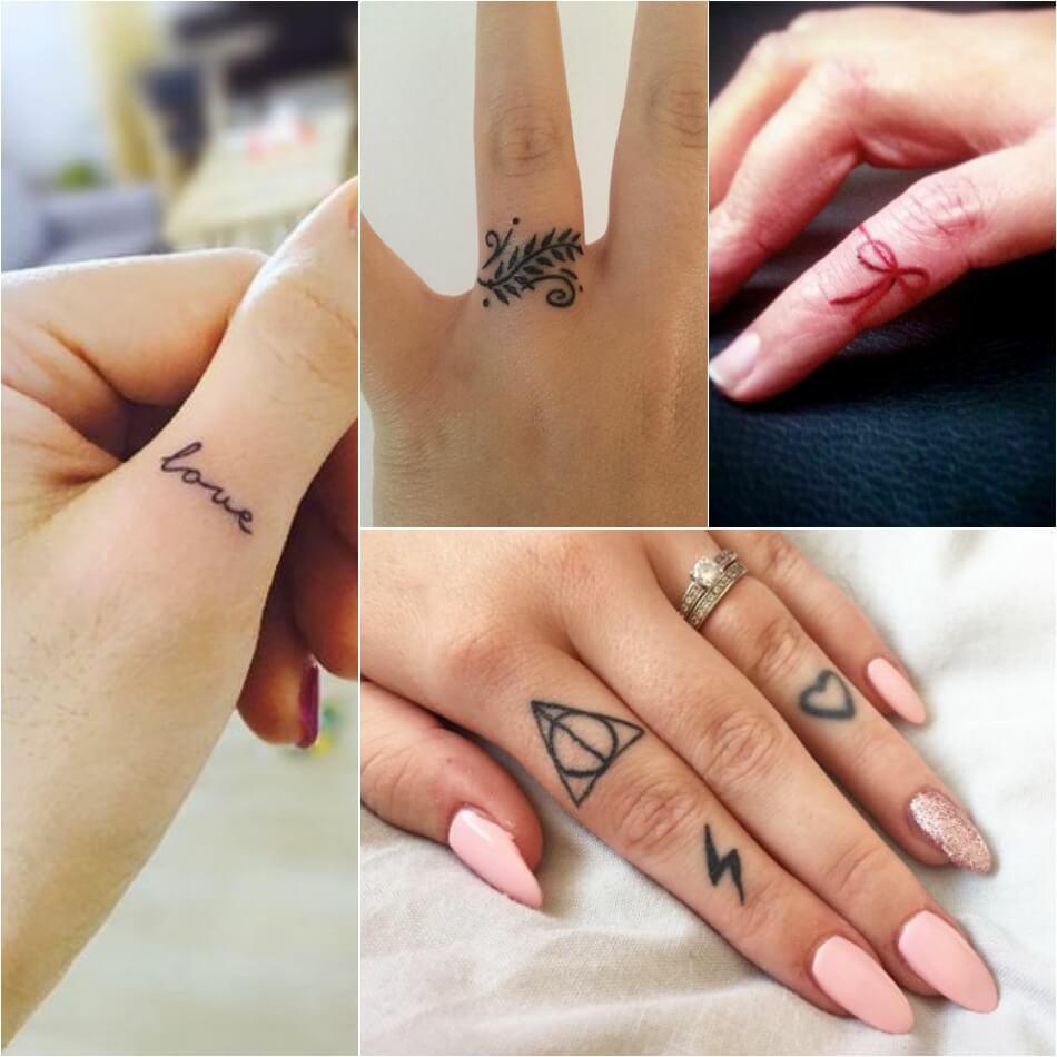 Женские татуировки в 39
