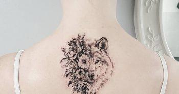 Тату на спине - Татуировка на спине