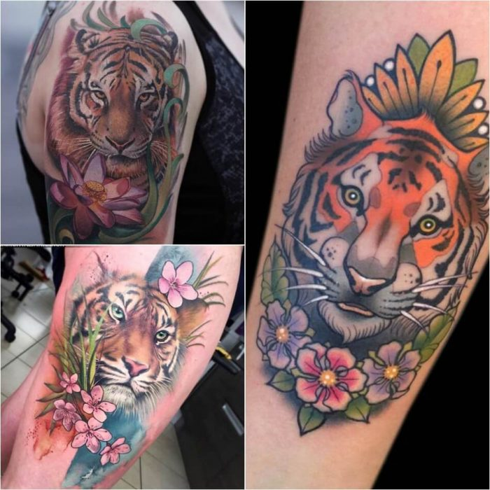 тату с животными - Tatu-tigr-Muzhskoe-tatu-tigr-tatuirovka-tigr-dlya-muzhchin
