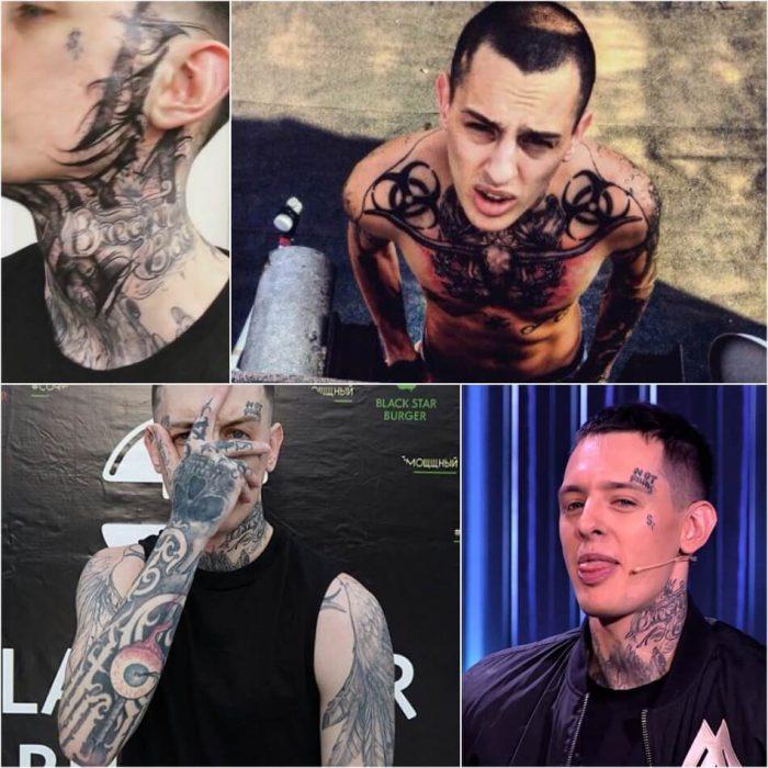 тату скруджи - татуировки скруджи - новое тату скруджи - тату скруджи значение